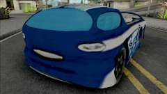 Hot Wheels Deora 2 Wave Rippers Low Poly para GTA San Andreas