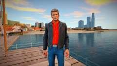 David Hasselhoff from Call of Duty: Infinite War para GTA San Andreas