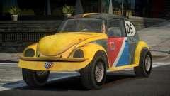 Volkswagen Beetle Prototype from FlatOut PJ1