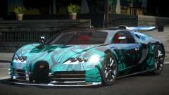 Bugatti Veyron GS-S L8 para GTA 4