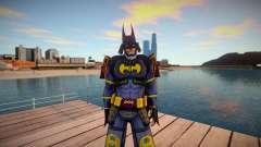 Batman Ninja from Injustice 2 para GTA San Andreas
