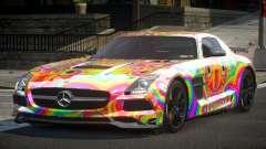 Mercedes-Benz SLS US S3 para GTA 4