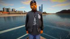 New Ice Cube para GTA San Andreas