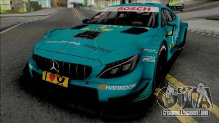 Mercedes-AMG C63 DTM Gary Paffett para GTA San Andreas