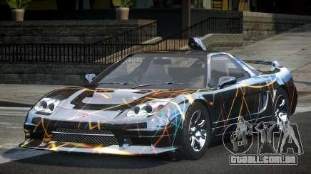 Honda NSX SP-R S5 para GTA 4