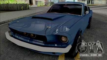 Shelby GT500 1967 [Fixed] para GTA San Andreas