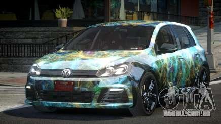 Volkswagen Golf US S8 para GTA 4