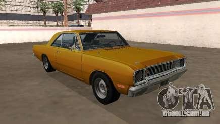 Dodge Dart Coupe 1974 para GTA San Andreas