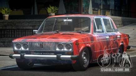 VAZ 2106 BS Drift S5 para GTA 4