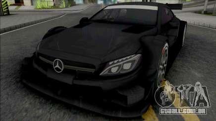 Mercedes-AMG C63 DTM para GTA San Andreas