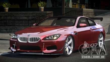 BMW M6 F13 PSI Tuning para GTA 4