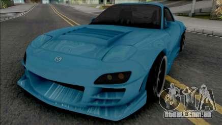 Mazda RX-7 FD para GTA San Andreas
