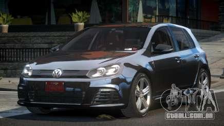 Volkswagen Golf US para GTA 4
