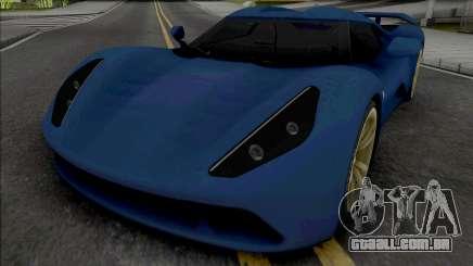 Genty Akylone 2015 para GTA San Andreas