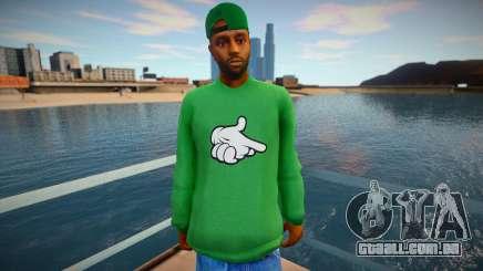 Kanye West Sweet para GTA San Andreas