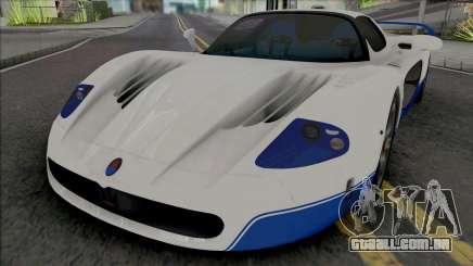 Maserati MC12 [HQ] para GTA San Andreas