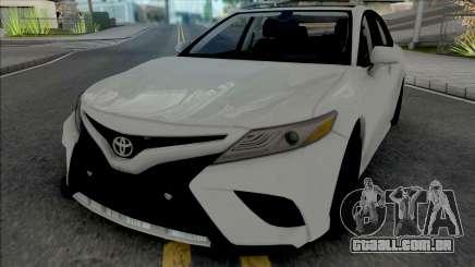 Toyota Camry (SA Plate) para GTA San Andreas
