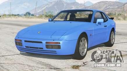 Porsche 944 Turbo 1989〡add-on v1.2 para GTA 5