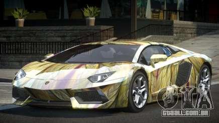 Lamborghini Aventador AN S2 para GTA 4