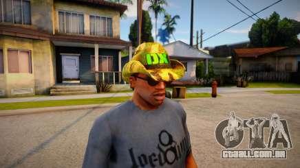 Shawn Michaels cowboy hat para GTA San Andreas