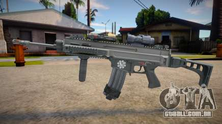 CZ-805 (good textures) para GTA San Andreas