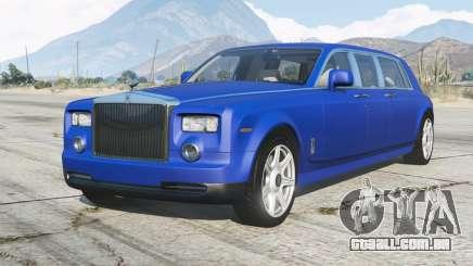 Rolls-Royce Phantom Limousine Mutec 2008〡add-on para GTA 5