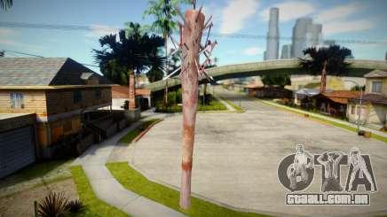 Bat Resident Evil 5 para GTA San Andreas