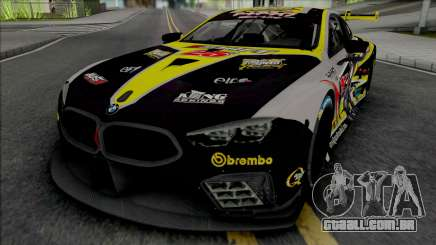 BMW M8 GTE 2018 (Real Racing 3) para GTA San Andreas