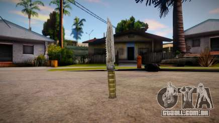 Knife HD para GTA San Andreas