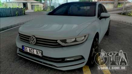 Volkswagen Passat B8 [HQ] para GTA San Andreas