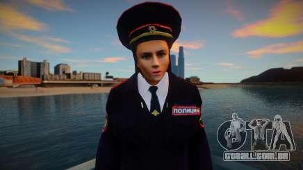 Policial russo para GTA San Andreas