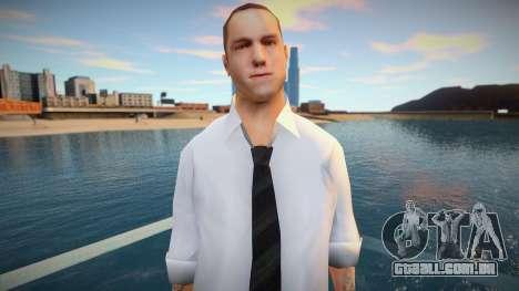 Eminem classic style para GTA San Andreas