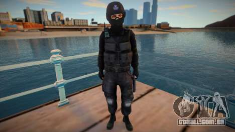 Novo comando para GTA San Andreas