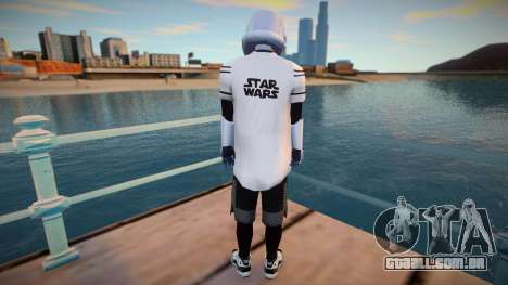 Star Wars Stormtrooper para GTA San Andreas