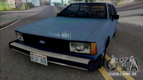 Ford Belina II 1981 para GTA San Andreas