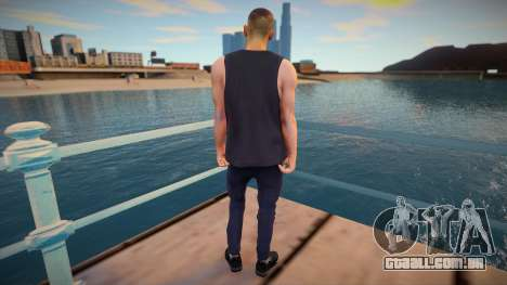 Jordan Skin para GTA San Andreas