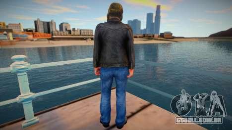 Daviditch para GTA San Andreas