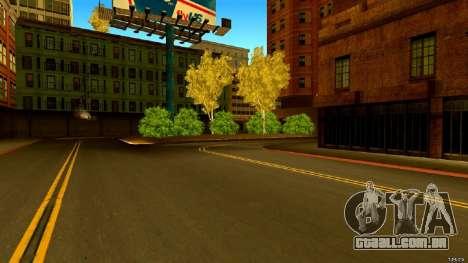 Real Roads and GTA IV Textures para GTA San Andreas