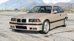 BMW M3 comrampe (E36) 1995〡add-on v2.1 para GTA 5