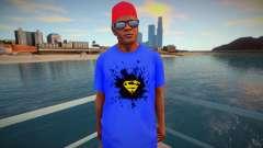 Franklin new style para GTA San Andreas