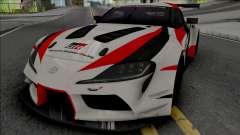 Toyota GR Supra A90 Racing