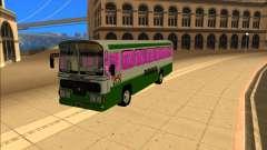 Punjab Roadways Bus Mod Por Harinder Mods para GTA San Andreas