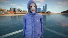 Jordan mask para GTA San Andreas