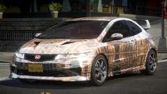 Honda Civic PSI-U L3 para GTA 4