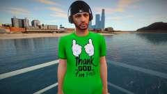 Dude 30 from GTA Online para GTA San Andreas