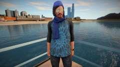 Dude 14 from GTA Online para GTA San Andreas