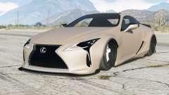 Lexus LC 500 Liberty Walk 2017〡add-on para GTA 5