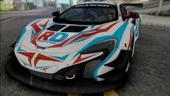 McLaren 650S GT3 [HQ]