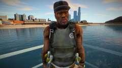 50 Cent (good skin) para GTA San Andreas