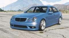 Mercedes-Benz E 55 AMG (W211) 2002〡add-on v2.0 para GTA 5